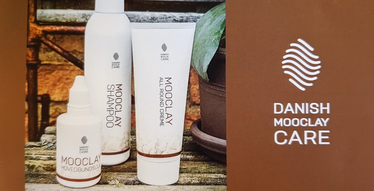 En ny shampoo til tør hovedbund på markedet