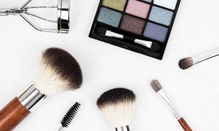 Opbevaring af makeup
